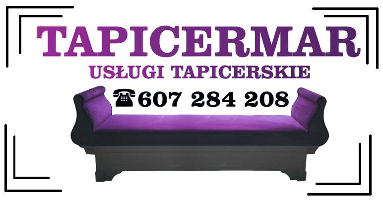 Tapicer, usługi tapicerskie, zakład tapicerski